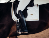 Equestrian Stockholm White Perfection Gold Dressage_