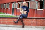 Ps of Sweden legging Marthe denim _