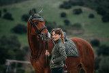 Equestrian Stockholm Olive bandages_