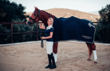 Equestrian Stockholm Competition Top Champions White/Navy_