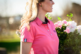 Ps of Sweden Darling poloshirt cranberry_