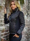 Ps of Sweden Gina jacket Black_