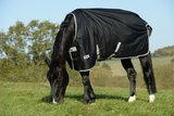 Bucas Anniversary Turnout Stay-dry 150 gram Black/Silver_