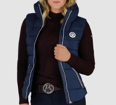 PS of Sweden bodywarmer Ingrid Navy