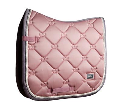Equestrian Stockholm Pink Pearl cob dressuur
