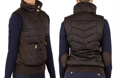 Ps of Sweden Chocolate  bodywarmer Christine