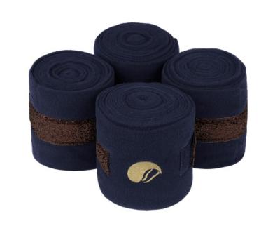 Equito bandages  Navy Bronze