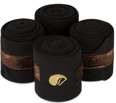Equito bandages  Black Bronze