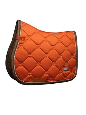 Equestrian Stockholm Brick Orange Jump