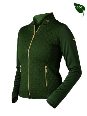 Equestrian Stockholm Next Generation Jacket Forest Green