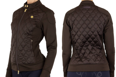 PS of Sweden Riding jacket Zara Chocolate
