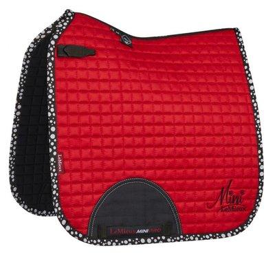 Le Mieux Mini Collectie Dressage Chillie red