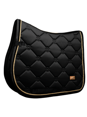 Equestrian Stockholm Black Edition Gold Jump