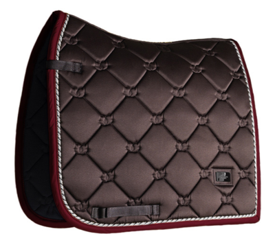Equestrian Stockholm Deep Brown Bordeux Dressage