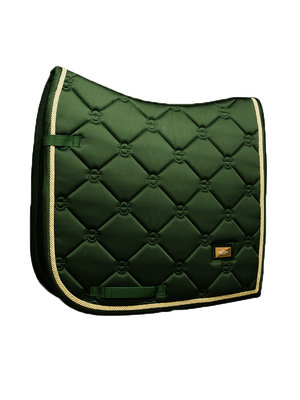 Equestrian Stockholm Forest Green Dressage