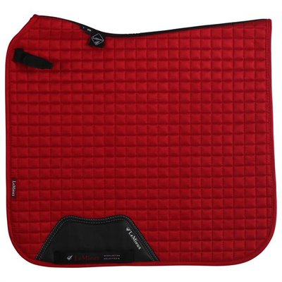 Lemieux Dressage Suede chili Red