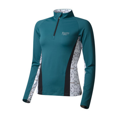 Equito trainingsshirt Teal
