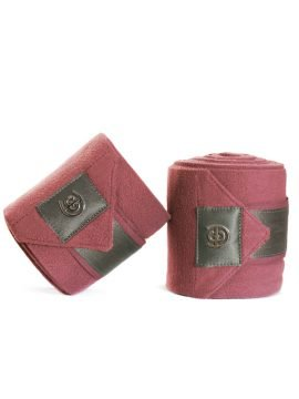 Equestrian Stockholm Rose Breeze bandages