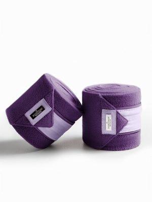 Equestrian Stockholm bandages Lavender
