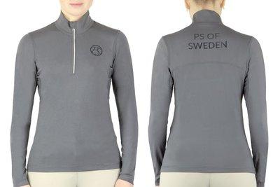 Ps of Sweden trainingshort Cornelia Charcoal