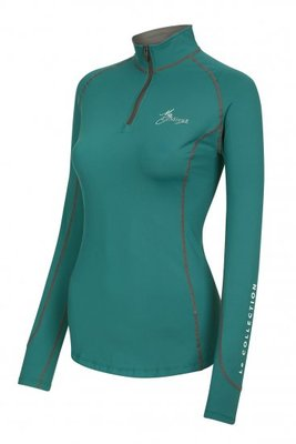 Le Mieux Climate Layer Peacock green