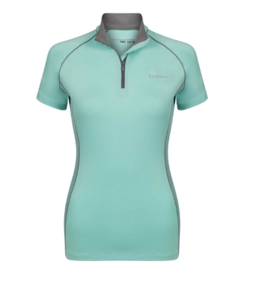 Le Mieux Airtec UV shirt mint/grey