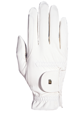 Roeckl Grip Junior White