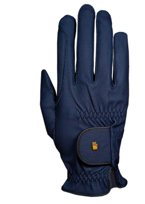 Roeckl Grip Junior Navy Blue