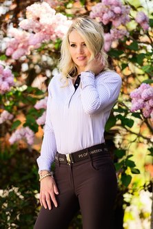 Ps of Sweden June blouse beige