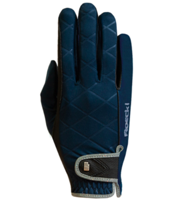 Roeckl Julia Proof-Grip Night Blue