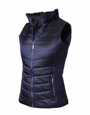 Equestrian Stockholm Vest Classic Navy