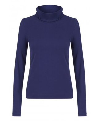 Le Mieux Base roll neck baselayer Ink Blue