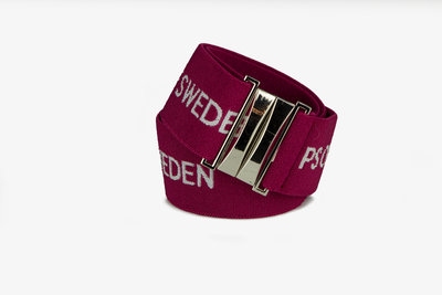 PS of Sweden riem Angel Scarlet