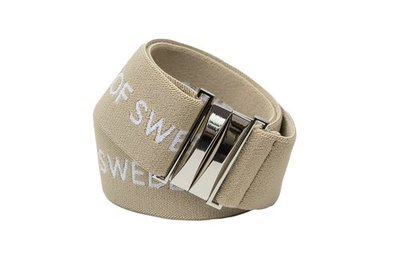 Ps of Sweden riem Angel beige / prosseco
