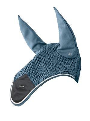 Equestrian Stockholm Steel blue oornetje