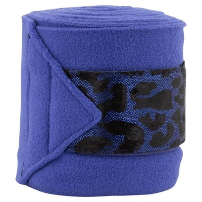 Anky bandages Leopard blue full