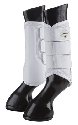 le Mieux mesh brushing boots wit