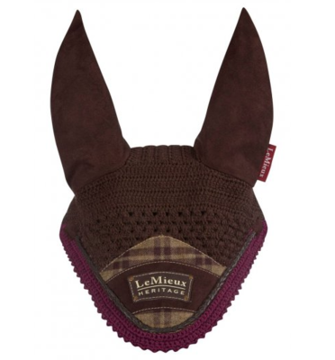 Le Mieux Heritage Fly Hood Plum