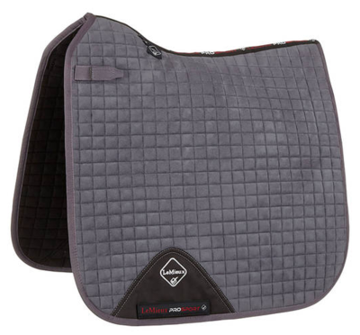 Lemieux Dressage Suede Grey