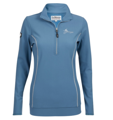 Le Mieux Mardrisa fleece ice blue
