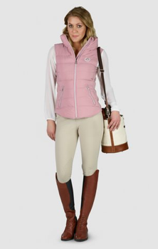 PS of Sweden bodywarmer Ingrid Pink