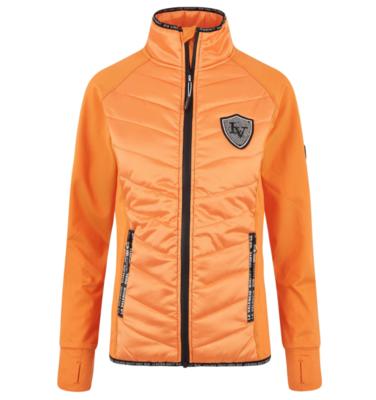 La Valencio Liora vest Sport Oranje