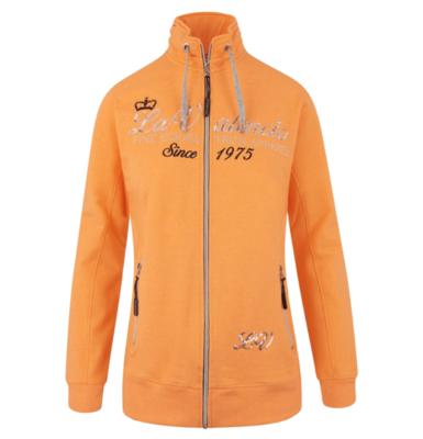 La Valencio vest Lana Oranje