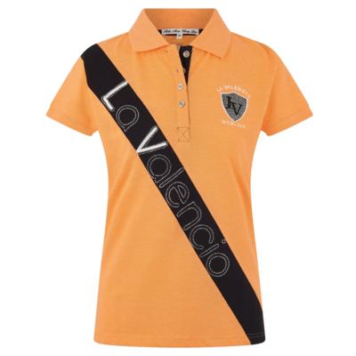 La Valencio Polo Linda Oranje