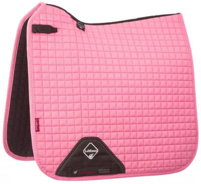 Lemieux Dressage Suede Blush Pink