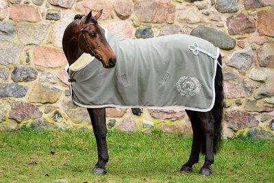 Ps of Sweden Sage fleece deken