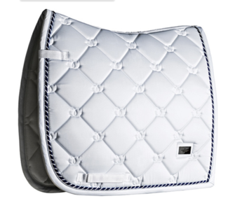 Equestrian Stockholm White Perfection dressage