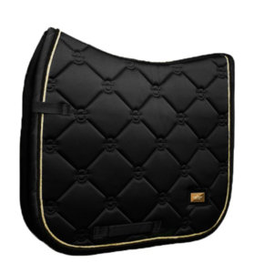 Equestrian Stockholm Black Edition Gold Dressuur COB